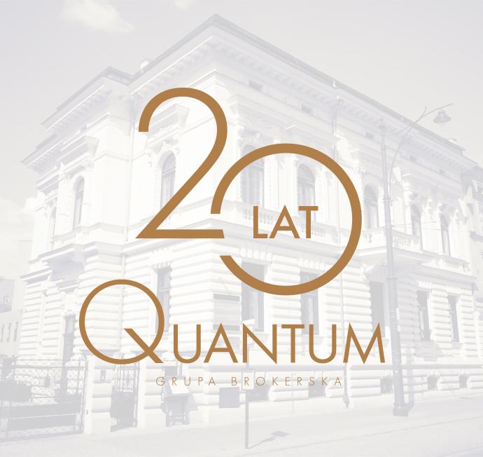 20-lecie Grupy Brokerskiej Quantum