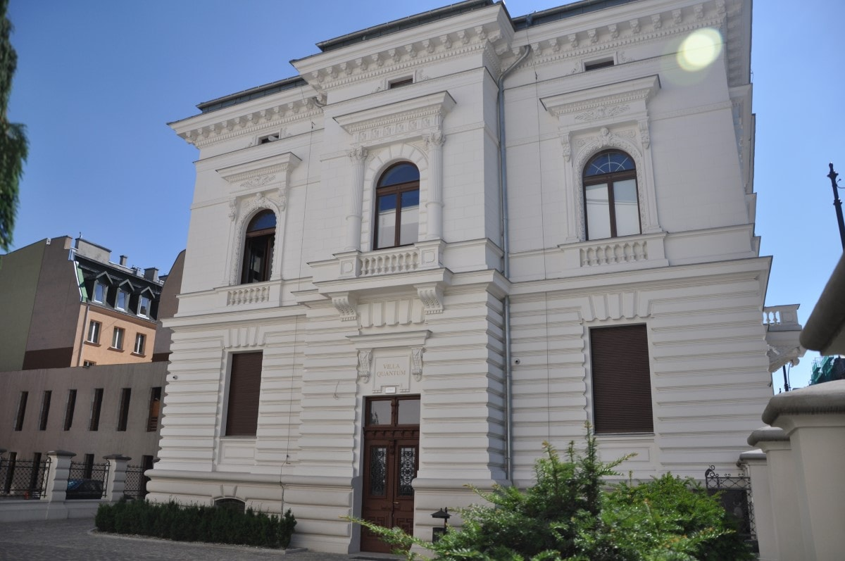 Łódź. ul. Narutowicza 48
